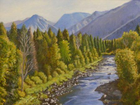 Wenatchee River Blues